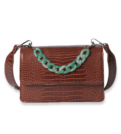 - Becksondergaard - Bright Maya Bag Brown Sugar Tassen