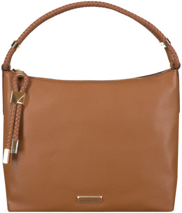 - Michael Kors - Lexington Large Shoulder Bag Acorn Tassen
