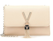 Valentino by Mario Valentino - Divina VBS1IJ03 Roomwit Tas - Accessoires - Beige