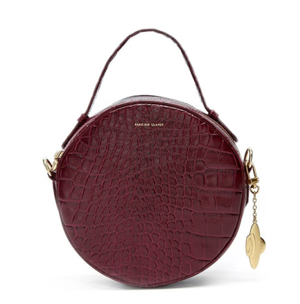 - Fabienne Chapot - Roundy Bag Bordeauxrood Tas