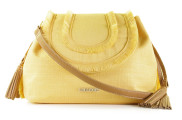 Lollipops - Daria Medium Shoulder Bag Yellow Damestassen - Accessoires - Geel