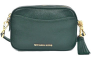 Michael Kors - Convertible Camera Belt Bag Dark Atlantic Tassen - Accessoires - Groen