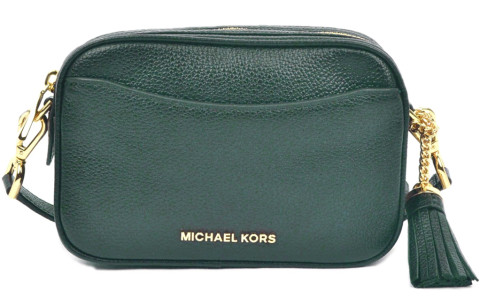 - Michael Kors - Convertible Camera Belt Bag Dark Atlantic Tassen