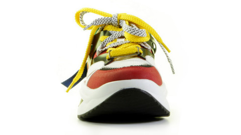 Sneakers - Steve Madden - Fay Bright Multi Damessneakers