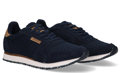 Sneakers - Woden - WL028 Navy