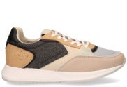 Hoff - Trastevere Multicolor Damessneakers - Dames - Beige Divers