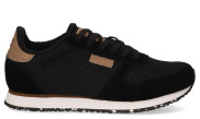Woden - Ydun WL028 Black Damessneakers - Dames - Zwart