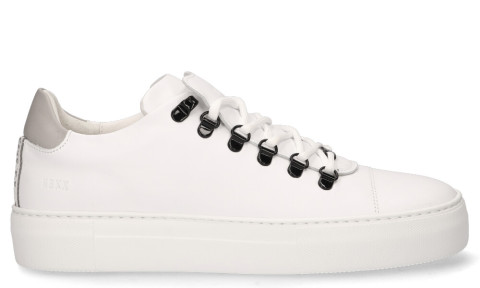 Sneakers - Nubikk - Jagger Classic Wit Herensneakers