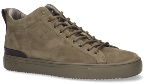 Sneakers - Blackstone - SG19 Groen Herensneakers