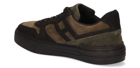 Sneakers - Hogan - Rebel Groen/Zwart Herensneakers