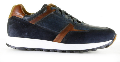 Sneakers - Magnanni - 21932 Blauw Herensneakers