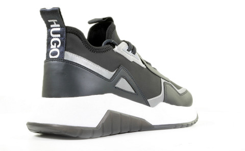 Sneakers - Hugo Boss - Atom Runn Dark Blue Herensneakers