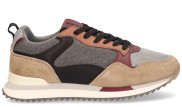 Hoff - Vancouver Multicolor Herensneakers - Heren - Beige Divers