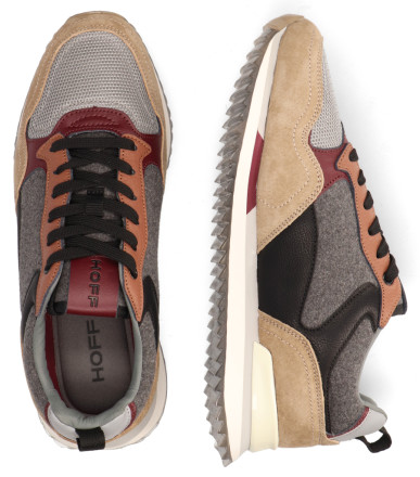 Sneakers - Hoff - Vancouver Multicolor Herensneakers
