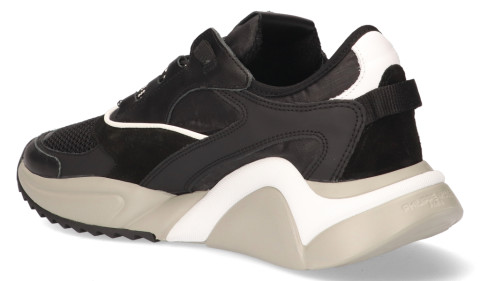 Sneakers - Philippe Model - Eze Mondial Reseau Zwart Herensneakers