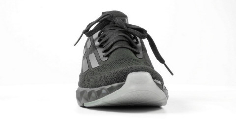 Sneakers - EA7 - Ultimate 2.0 Black/Silver Herensneakers