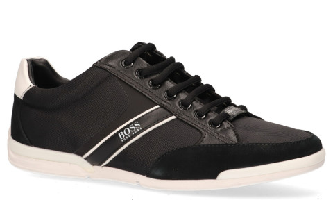 Sneakers - Hugo Boss - Saturn Low MX Black Herensneakers