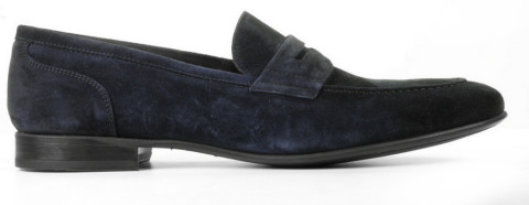 Instappers - Daniel Kenneth - 4806 Navy Herenloafers