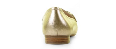 Instappers - Si - Harmonee-2 Gold Damesloafers