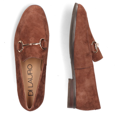 Instappers - Si - Laure Bruin Damesloafers