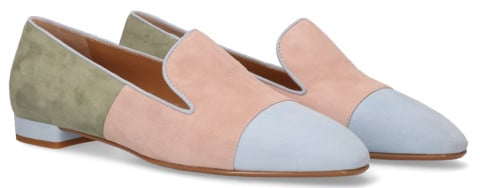 Instappers - Nalini - 2561N Multicolor Damesloafers