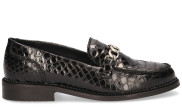 Miss Behave - Pleun Cartel 89 C Damesloafers - Dames - Zwart