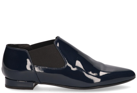 Instappers - Di Lauro - 1711 Blauw Damesloafers