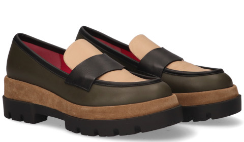 Loafers - Le Babe - 307W1.019 Multicolor Damesloafers