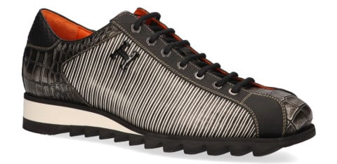 Veterschoenen - Harris - 2817 Grijs Herensneakers