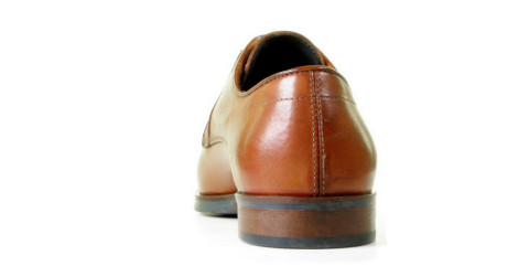 Veterschoenen - Daniel Kenneth - Julian Cognac Heren Veterschoenen