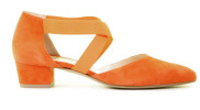 Cypres - 621510 129 Tiger Dames Pumps - Dames - Oranje