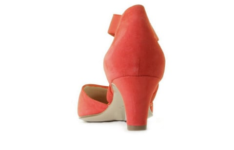Pumps/Ballerina's - Di Lauro - 3484 Rosso Dames Pumps