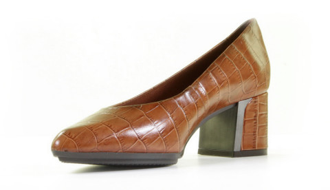 Pumps/Ballerina's - Hispanitas - Arizona HI99221 Cuero Dames Pumps