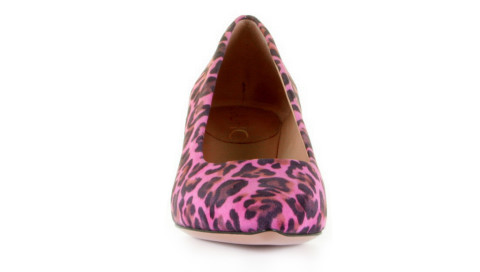 Pumps/Ballerina's - Franco Russo - 5301 Jaguar Fuxia Pumps