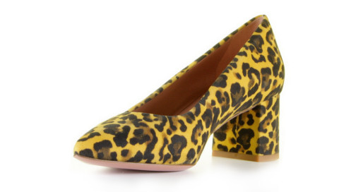 Pumps/Ballerina's - Franco Russo - 5301 Jaguar Giallo Pumps