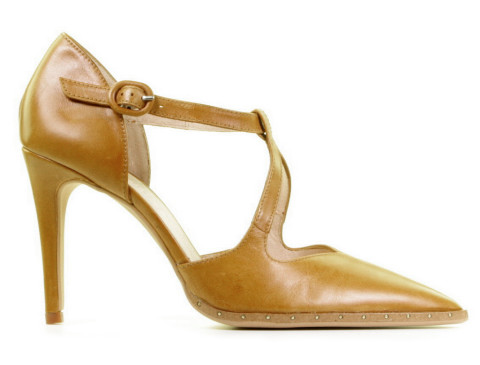Pumps/Ballerina's - Hispanitas - HV00230 Bruin Damespumps