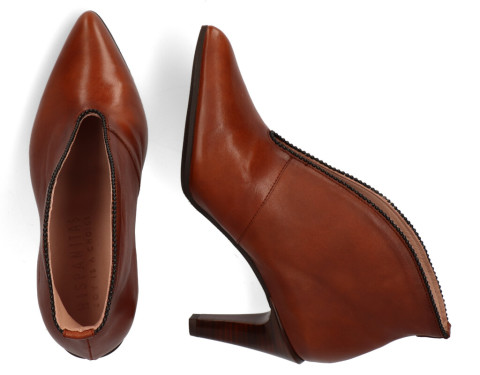 Pumps/Ballerina's - Hispanitas - HI09369 Cognac Damespumps