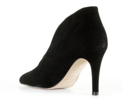 Pumps/Ballerina's - Toral - TL-10700 Zwart Damespumps