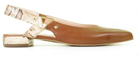 Slingbacks & Peeptoes - Maripe - 30314 Curcuma Dames Pumps