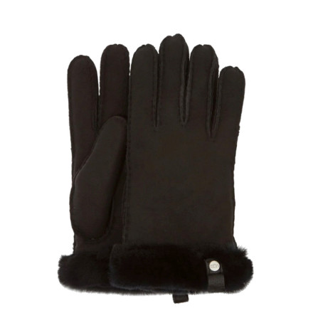 - UGG - Shorty Glove Zwart Dames Handschoenen