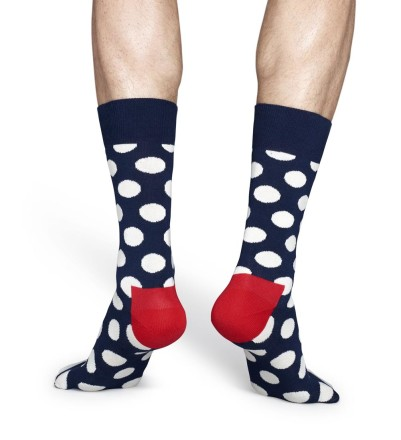 - Happy Socks - Big Dots BD01-608 Herensokken