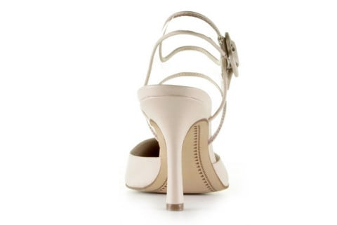Slingbacks & Peeptoes - Bruno Premi - BW4602P Lichtroze Damespumps