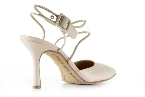 Slingbacks & Peeptoes - Bruno Premi - BW4602P Nude Pumps