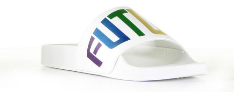 Slippers/Sandalen - Steve Madden - Saddie Rainbow Multi Slippers