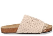 Strategia - F06 Beige Damesslippers - Dames - Beige