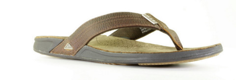 Slippers/Sandalen - REEF - J Bay III RF002618 Bruin Herenslippers