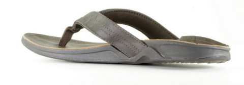 Slippers/Sandalen - REEF - J Bay II RF002616 Dark Brown Herenslippers