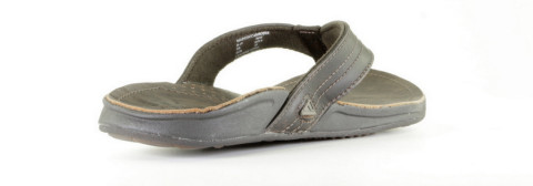 Slippers/Sandalen - REEF - J Bay II RF002616 Donkerbruin Herenslippers