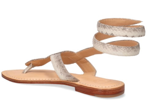 Slippers/Sandalen - Balibali - 37 White Damesslippers