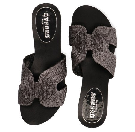 Slippers/Sandalen - Cypres - Karenly Canna Damesslippers